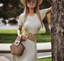 Московский стиль одежды