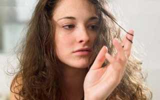 Как ухаживать за вьющимися волосами