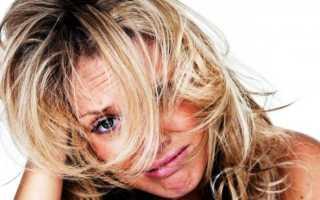 Чем смыть тонику с осветленных волос