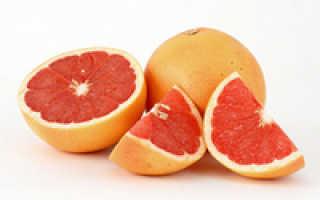 Парфюм с ароматом грейпфрута