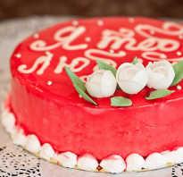 Варианты украшения торта для мужчины