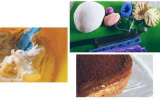 Украшение торта на юбилей женщине