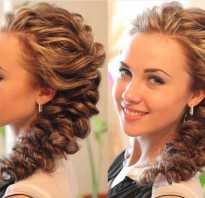 Косы с резинками на длинные волосы видео