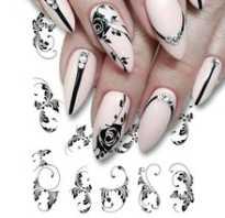 Все виды дизайна ногтей