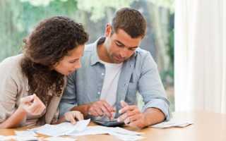 Муж попрекает деньгами работающую жену