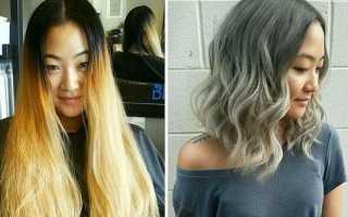 Красивые фото волос