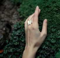 На каком пальце носят обычное кольцо