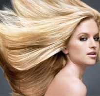 Блондинка с челкой и длинными волосами