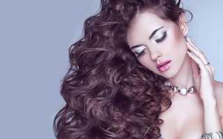 Как сделать укладку на длинные волосы