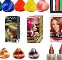 Краска для волос профессиональная фото