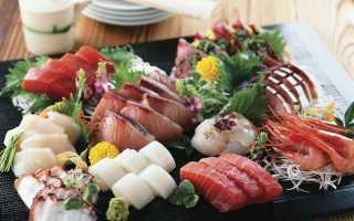 Украшение рыбы на тарелке фото