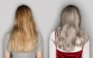 Как делать тонирование волос после осветления