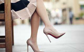 Растягивается ли лаковая обувь