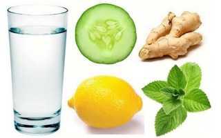 Напитки способствующие похудению